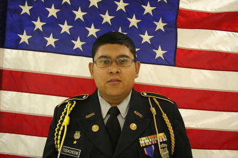 Battalion S-1: 1LT Michael Todacheene